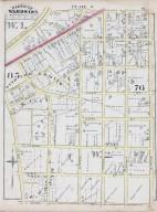 Plate O: Parts of Wards 1 & 2. Atlanta