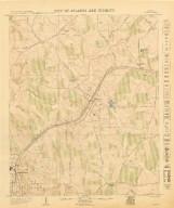 City of Atlanta and Vicinity: Sheet 56