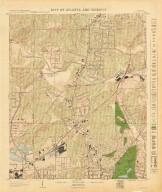 City of Atlanta and Vicinity: Sheet 59
