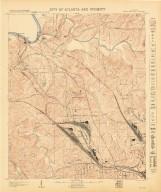 City of Atlanta and Vicinity: Sheet 60