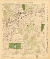 City of Atlanta and Vicinity: Sheet 65