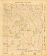 City of Atlanta and Vicinity: Sheet 70