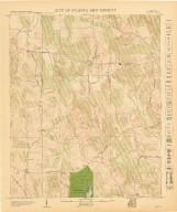 City of Atlanta and Vicinity: Sheet 74