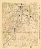 City of Atlanta and Vicinity: Sheet 77