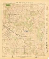 City of Atlanta and Vicinity: Sheet 78