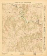 City of Atlanta and Vicinity: Sheet 81