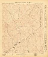 City of Atlanta and Vicinity: Sheet 85