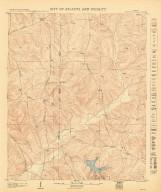 City of Atlanta and Vicinity: Sheet 86