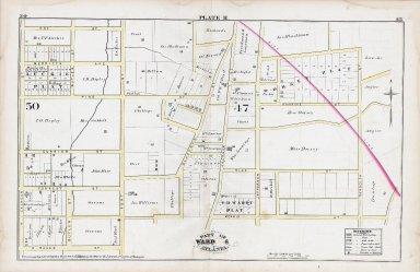 Plate H: Part of Ward 4: Atlanta