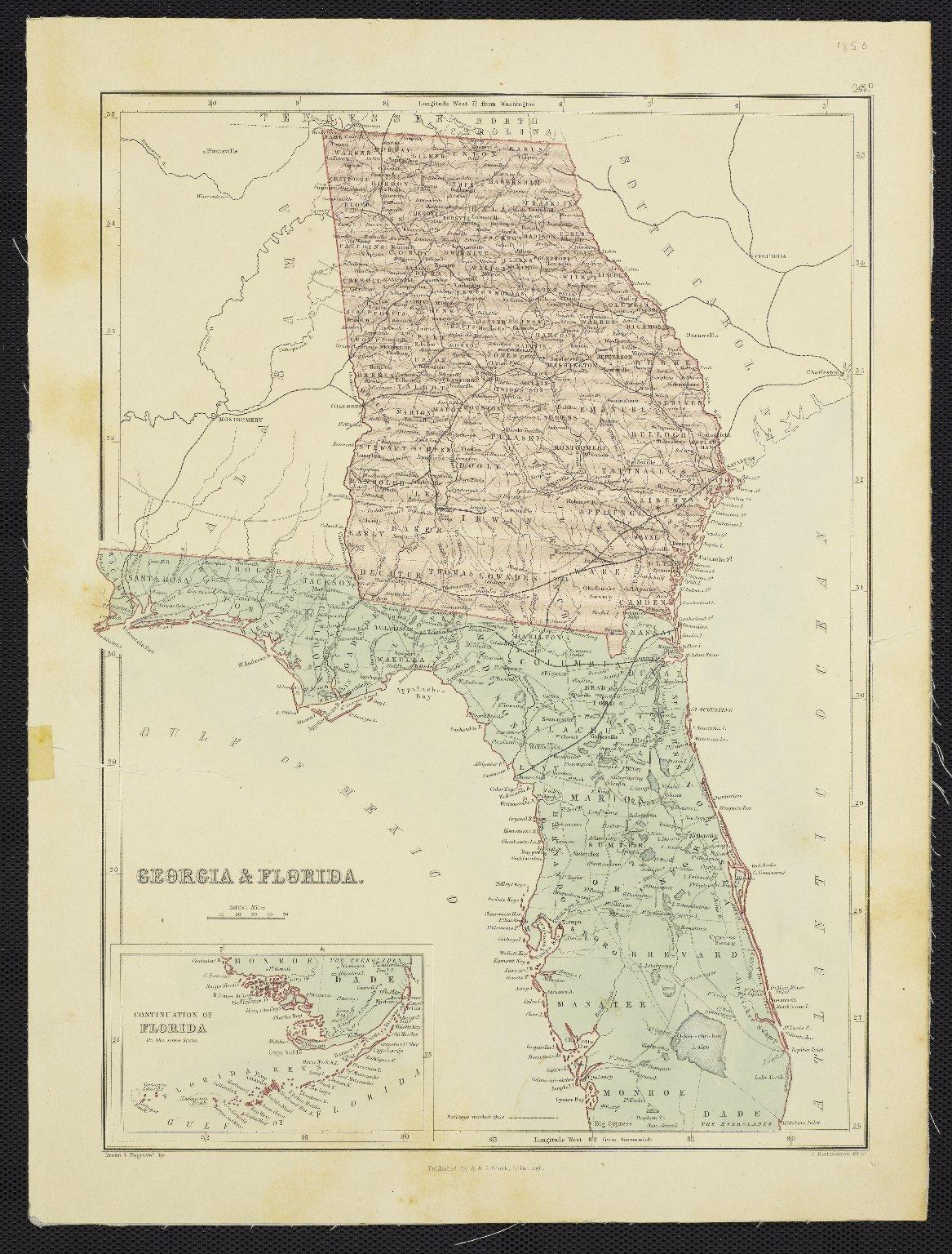 Georgia & Florida